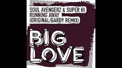 Soul Avengerz & Supa Hi - Running Away (Gardy #Remix)