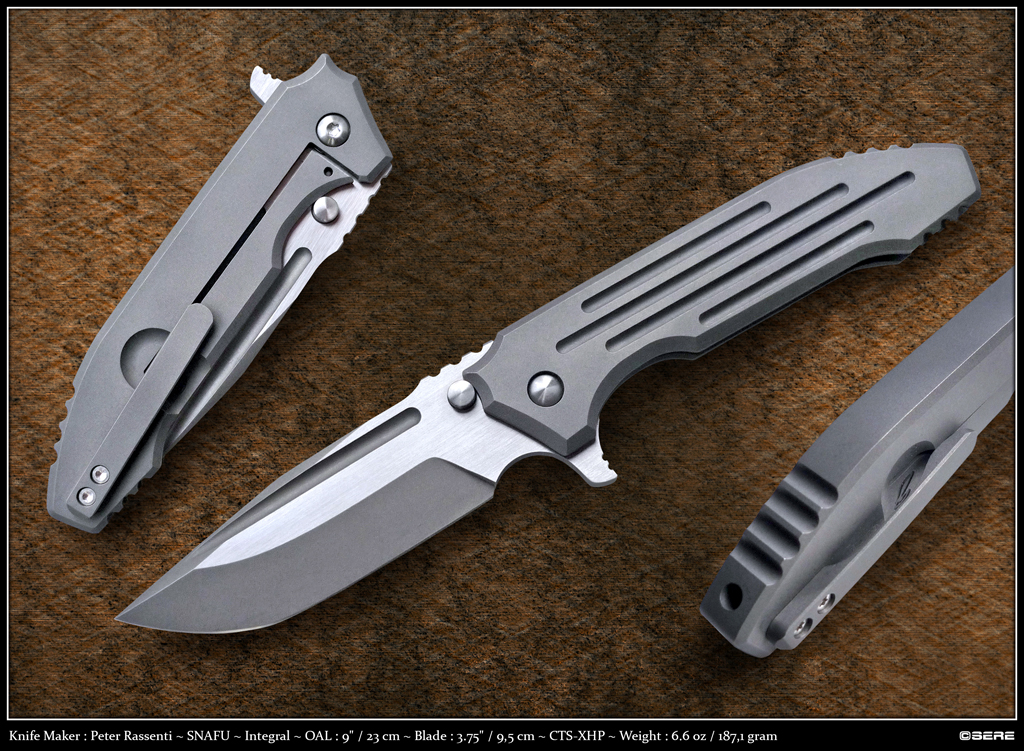 Sere Knives Amp Photography