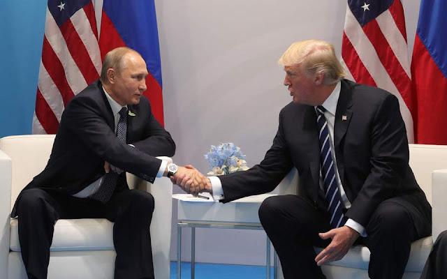 Οι κυρώσεις των ΗΠΑ στη Ρωσία και η Ευρώπη