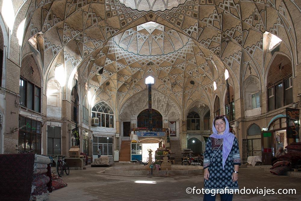 Timche del bazar de Qom
