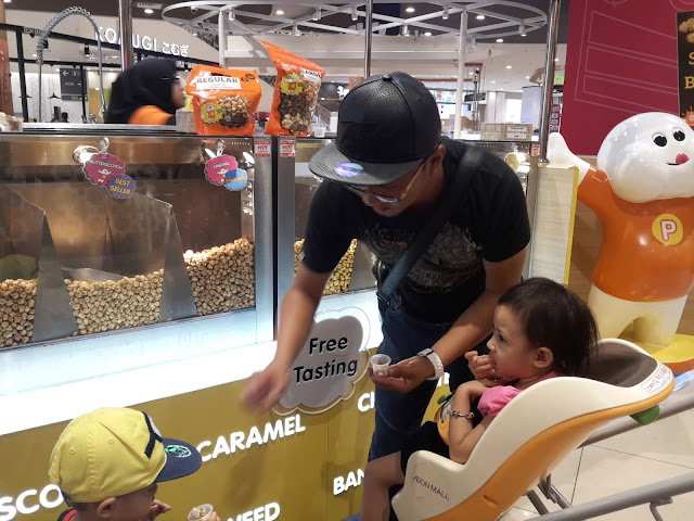 Pop Corn Cornery Wajib Beli Kalau Singgah di AEON Shah Alam