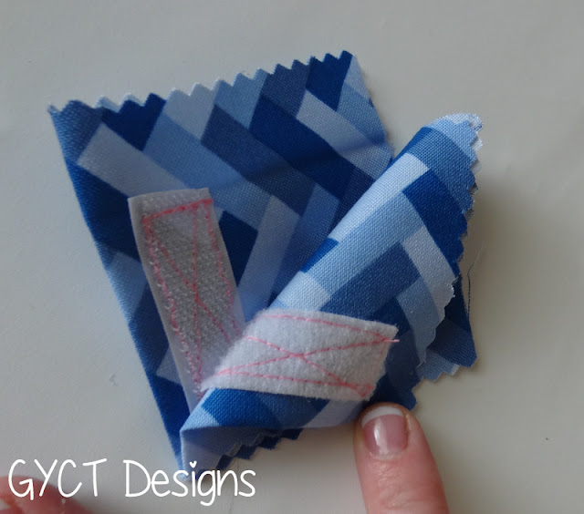 Sewing 101: Hook & Loop Tape Closures
