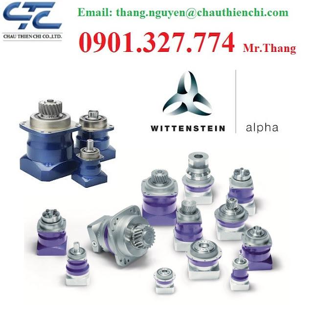 WITTENSTEIN TP 004S-MFI-10-0B1-25