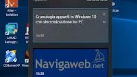 Cronologia appunti in Windows 10 con sincronizzazione tra PC