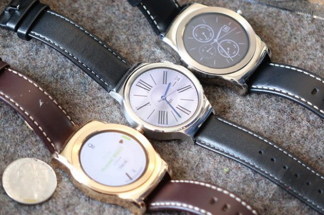Watch the smart watch Huawei's official