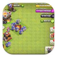 Download Server Clash Fhx TH11 1.0 APK