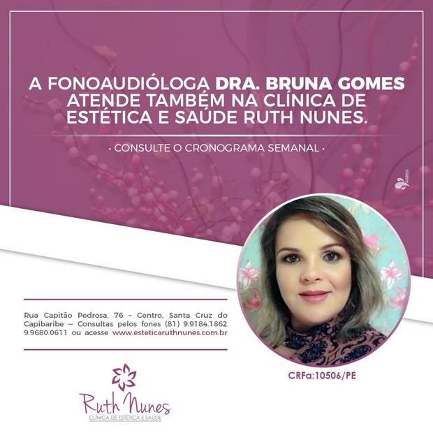 Informativo da Clínica Ruth Nunes