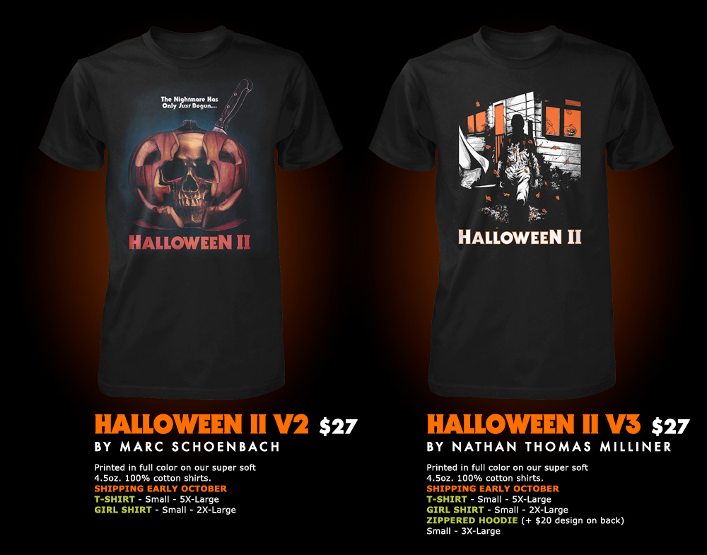 in time for this halloween check out all the new designs below and then tell us in the comments which ones you will be purchasing