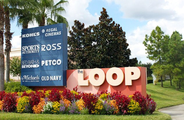 The Loop e Loop West Outlet em Kissimmee
