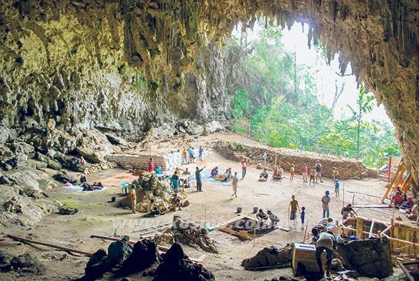 Hobbit di Indonesia Pupus 500,000 Tahun Lalu