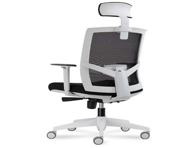best buy eurotech ergohuman-ergonomic mesh office chair with headrest for sale
