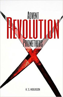 Prometheus (Advent Revolution Book 1)
