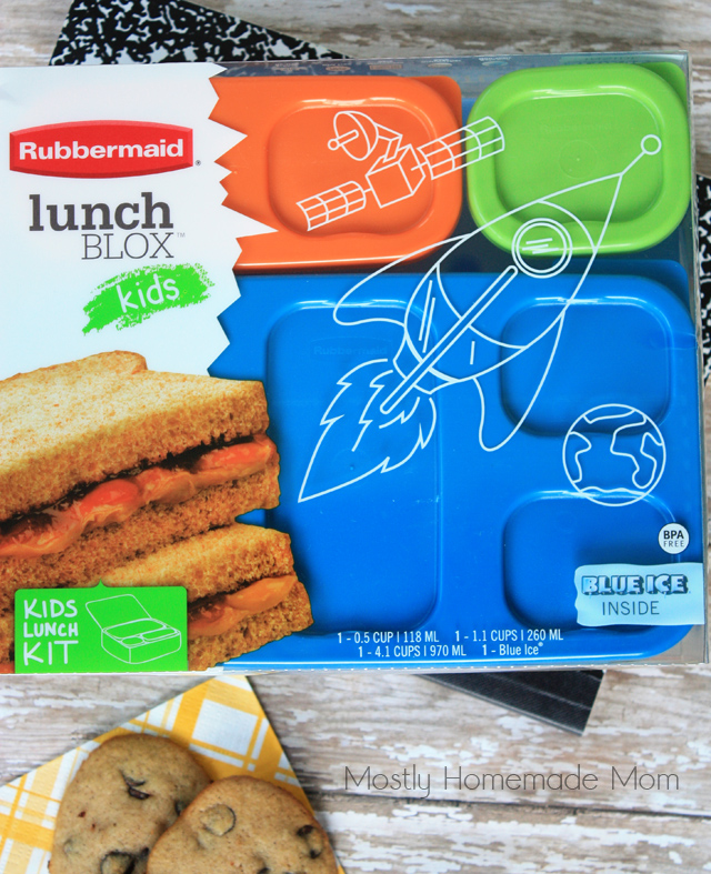 Chocolate Chip Applesauce Cookies bento box lunch box for kids