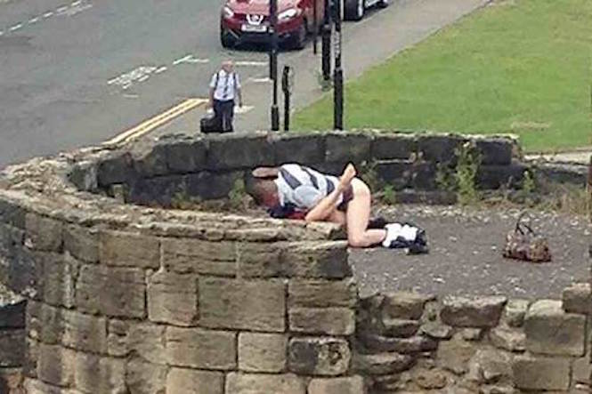 People Caught Having Sex In Public Places 39