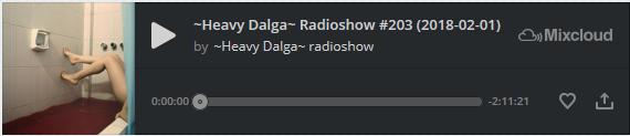 heavy dalga radioshow 203