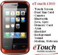 ETOUCH i360