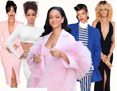 10 pictures that shows Rihanna is a fashion icon