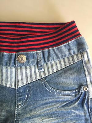 Quần short jean bé trai, hàng xuất Nhật, made in vietnam.