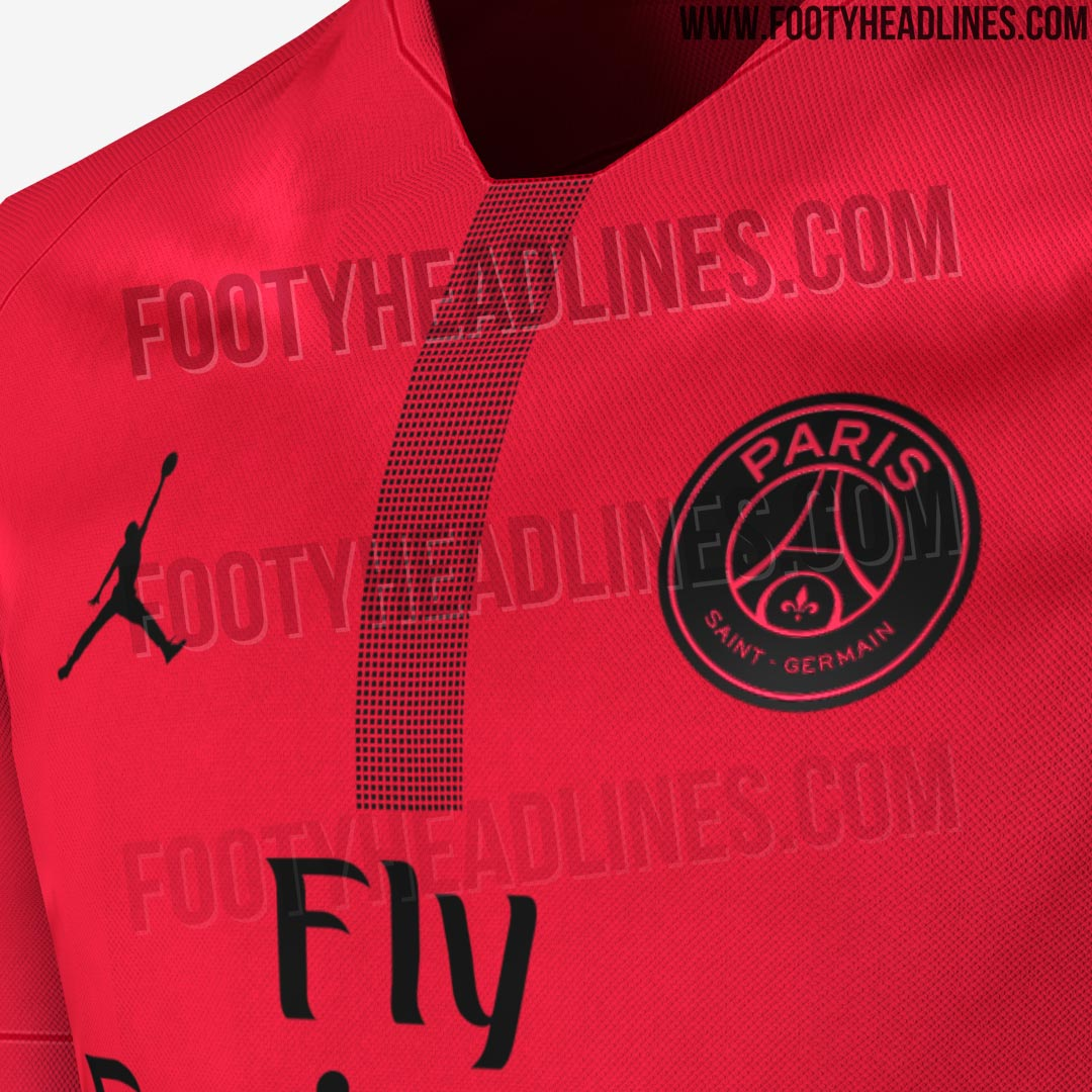 best website 5b368 49d4e NEW Details: Jordan to Release Three PSG 18-19 Kits | Futbolgrid