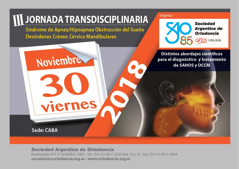 III Jornada Transdisciplinaria