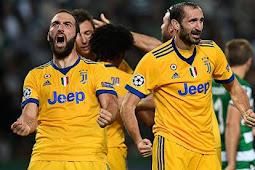 Cuplikan Gol Olympiakos vs Juventus 0-2