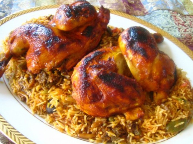 Arabic kabsah filipinofoodsphilippines filipino foods and writing kabsa is a family of rice dishes that are served mostly in saudi arabia and the other arab states of the arabian gulf chicken kabsa recipe is one of the forumfinder Gallery