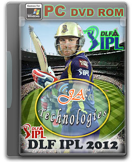 Indian Premier League 2012 Patch Cover