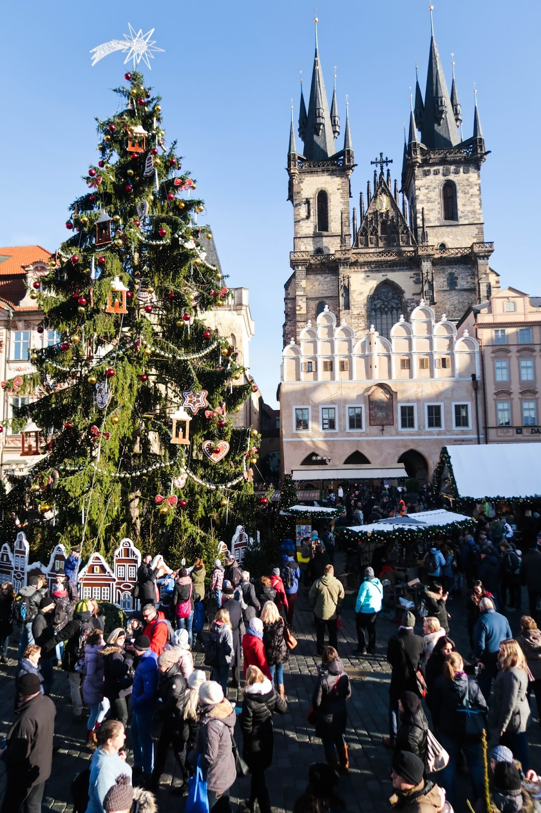 Prague Christmas Markets 2016