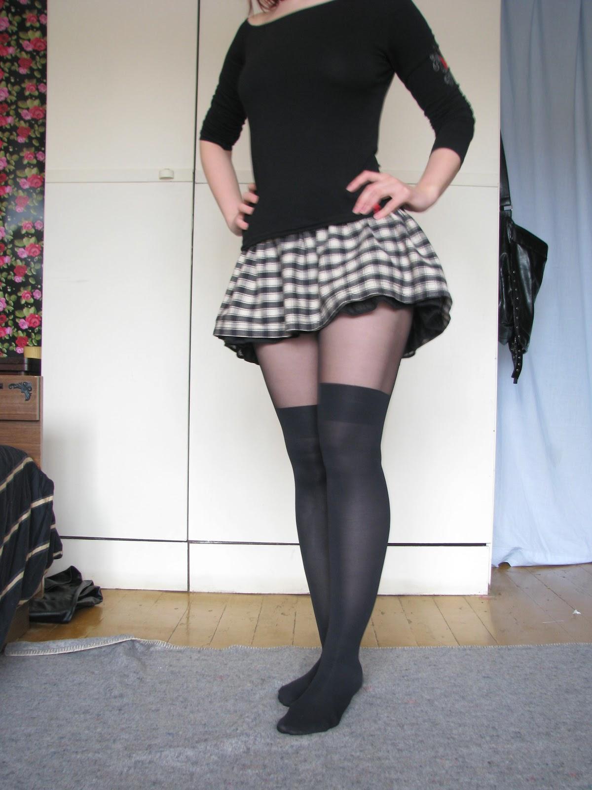 Overknee Socks