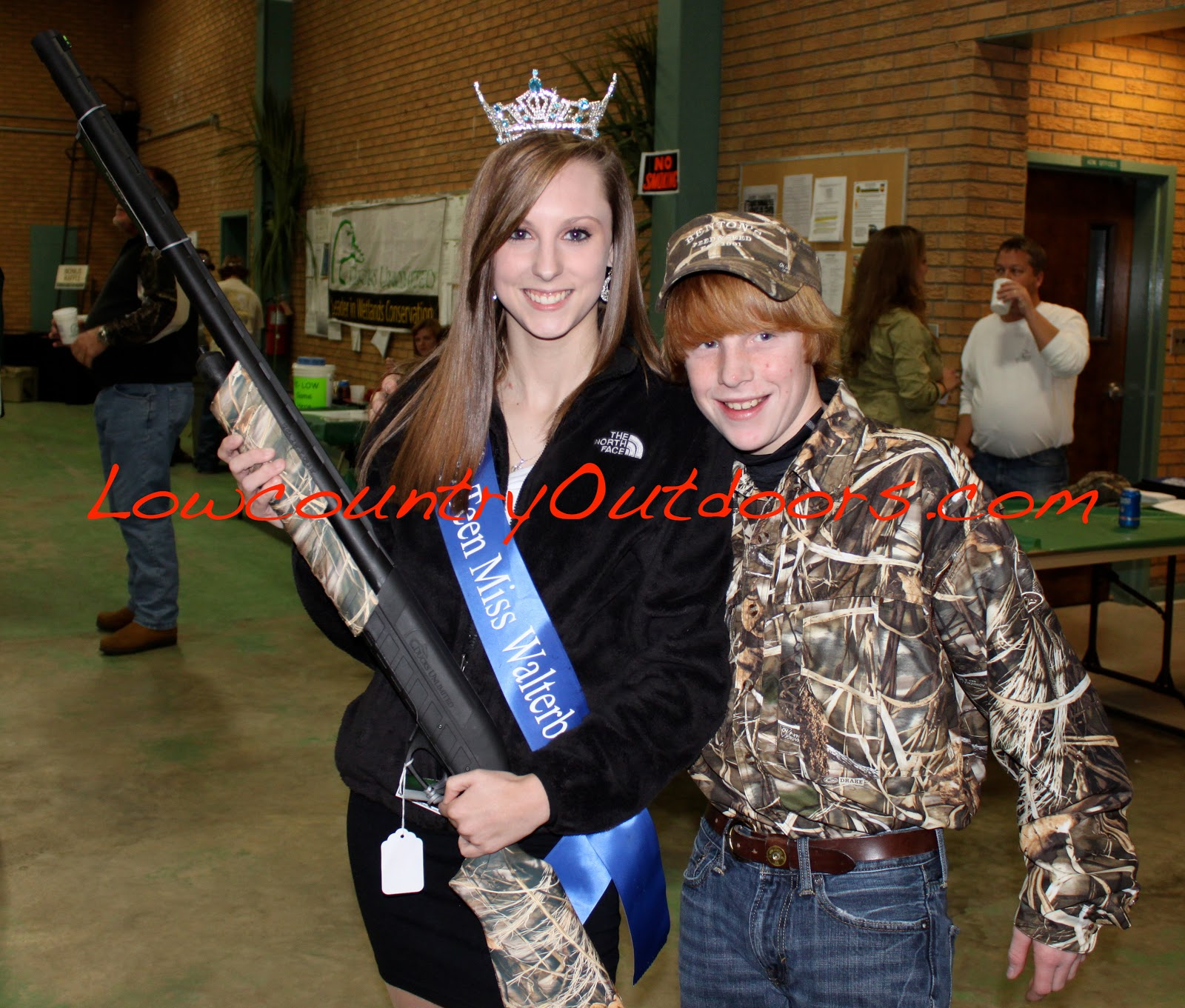 Lowcountry outdoors 2012 Walterboro Ducks Unlimited banquet