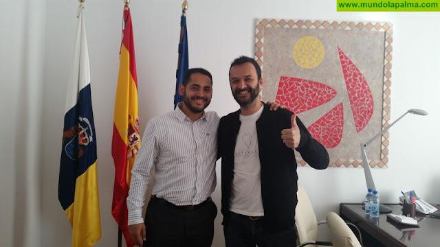 El ICHH promociona la donación de sangre en el Festivalito La Palma 2018