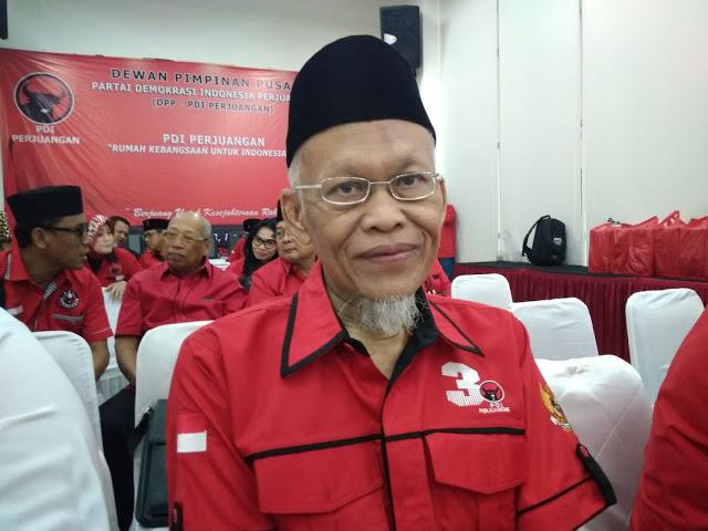 Yusuf Supendi Meninggal, Megawati Sampaikan Duka Cita