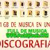 43GB BACKUP DE DISCOGRÁFICAS MUSICALES