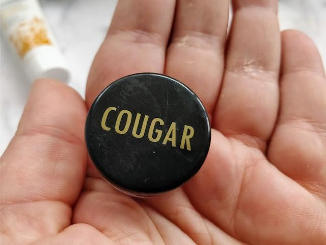 Cougar Mineral Eyeshadow Sample