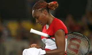 , Shocking! Serena Williams Sister, Venus Has Crashed Out of Rio Olympic 2016, Latest Nigeria News, Daily Devotionals & Celebrity Gossips - Chidispalace