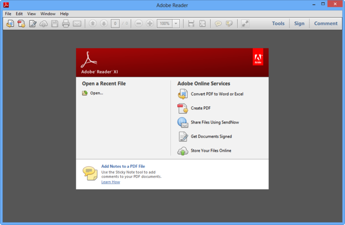 Adobe Reader XI 11.0.3 Final Download+Crack\Serial Key
