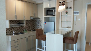 kitchen set-apartemen-kalibata-city