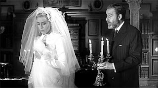 Fernando Rey as Don Jamie, Viridiana, silvia pinal, directed by luis bunuel