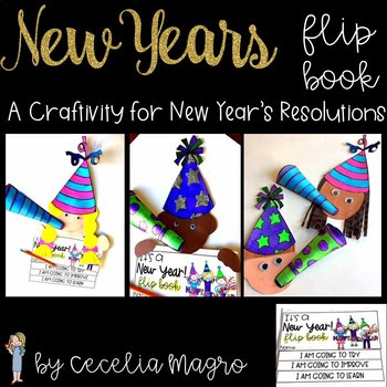 new years resolutions craft