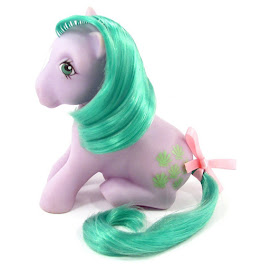 My Little Pony Seashell Year Two Earth Ponies I G1 Pony