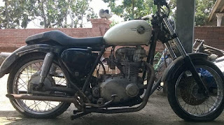 Lapak Motor Jadul Facebook : Jual Kawasaki KZ750 Tahun 77