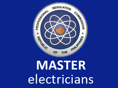 September 2012 Top Ten Master Electricians Board Exam Passers