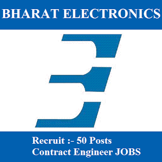 Bharat Electronics Limited, BEL, Karnataka, Graduation, Contract Engineer, Engineer, freejobalert, Sarkari Naukri, Latest Jobs, bel logo