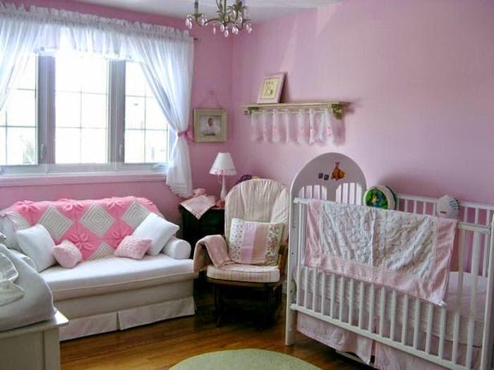 decoración dormitorio para bebé