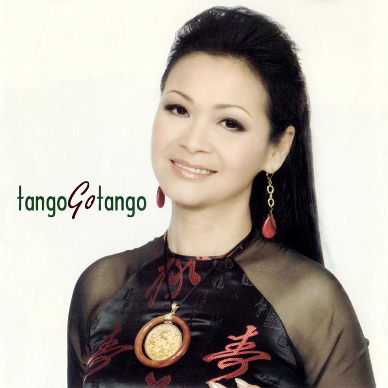 Khánh Ly CD - Tango Go Tango (NRG) + bìa scan mới