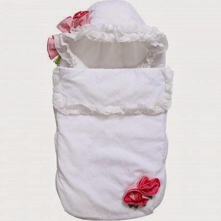 zip up baby nest