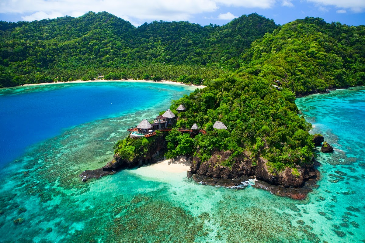 Laucala Island Accommodation