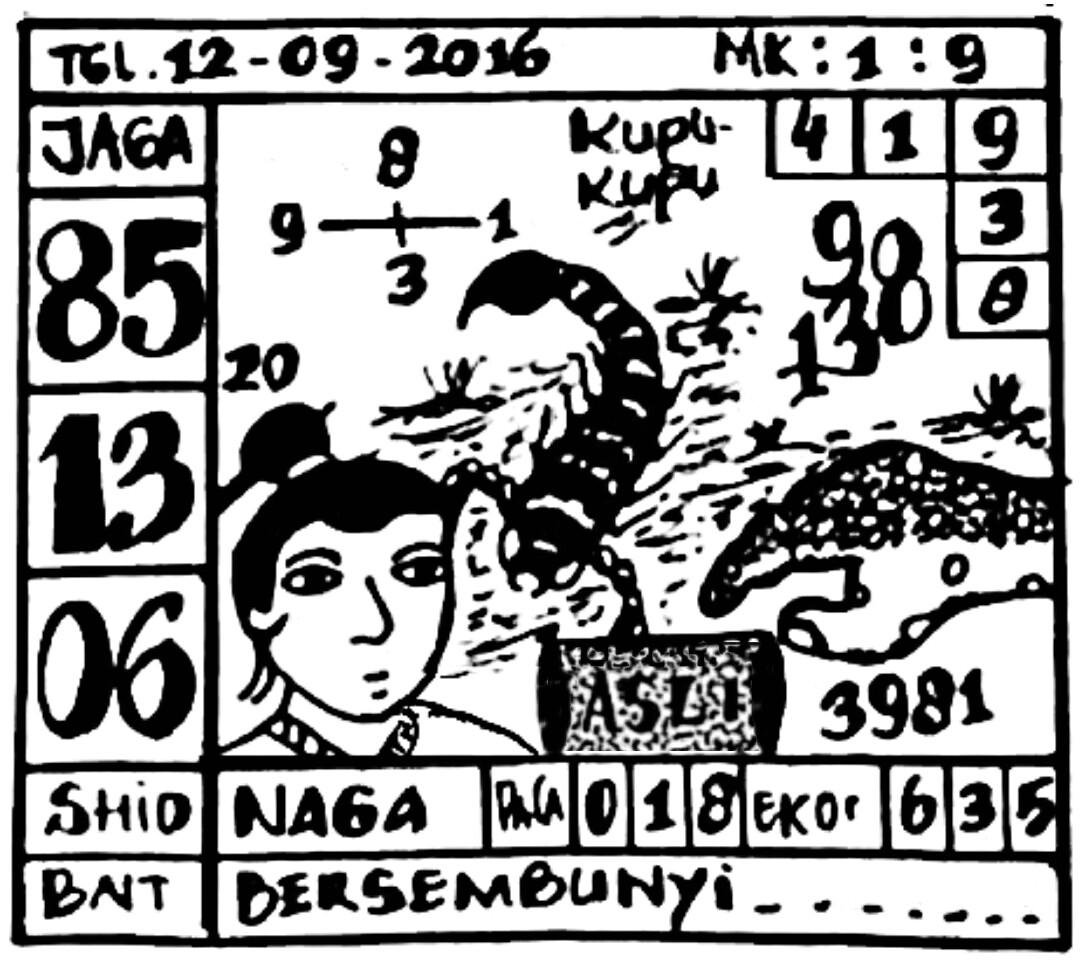 Angka Setan Sgp Senin Sabtu 19 Agustus 2017