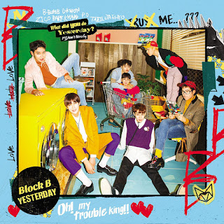 Block B-Yesterday-Japanese-Version-歌詞-block-b-yesterday-japanese-version-lyrics