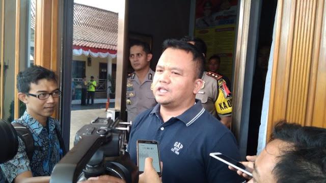 """Polisi Mengaku Belum Temukan """"Niat Jahat"""" Banser Sengaja Bakar Bendera Tauhid"""